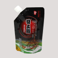 Stand Up Spout Pouch For Fertilizer Packaging