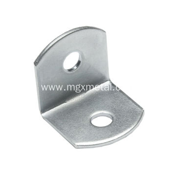 High Quality Zinc Plated Metal Fence Angle Bracket