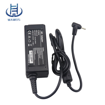 19v 2.1a Mini power adapter for Asus