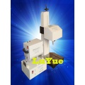 Desktop pneumatic engraving machinery