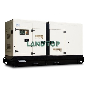 Factory Price 50kw 60kva Power Plant Soundproof Generator