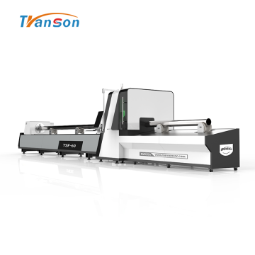 Transon 6M Metal Tube Fiber Laser Cutting Machine