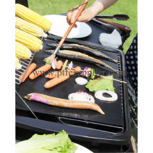 Non-stick, Oil free, Reusable BBQ Cover Liner