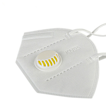 FDA KN95 Face Mask With Valve For Outdoor