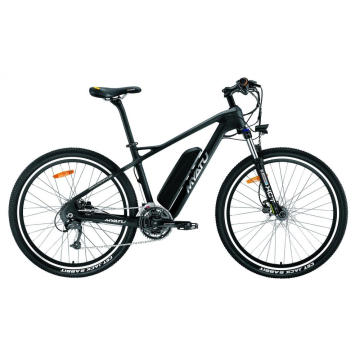 Mid-Drive Electric Cruiser Bike