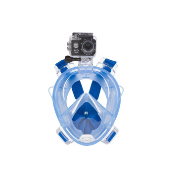 Diving Free Breath camera snorkel mask full face