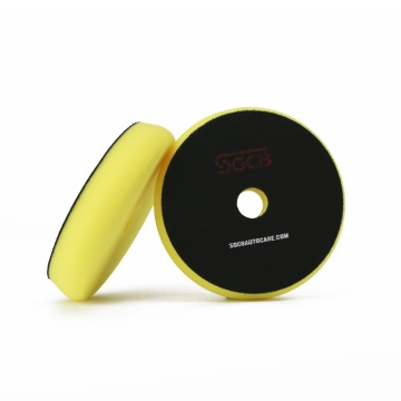 6in Yellow RO DA Foam Buffing Polishing Pad