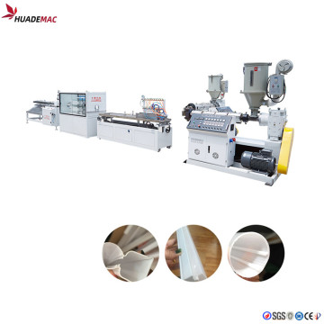 PC LED tube profile machine