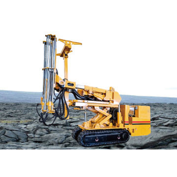 Small Wheel Earth Auger Drill Loader
