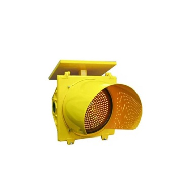 High Quality Remote Control LED Solar Traffic Signal Light