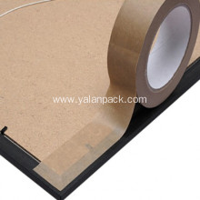 Adhesive kraft paper packing tape
