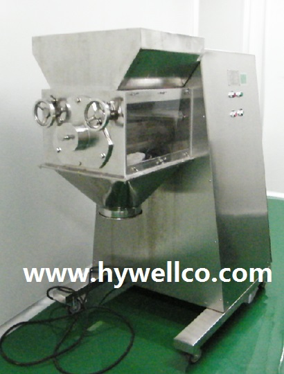 FOOD GRANULATOR