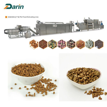 2019 Dog/Cat/Fish/Bird Food Extruding Line