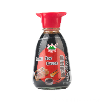 150ml Glass Table Bottle Sashimi Soy Sauce