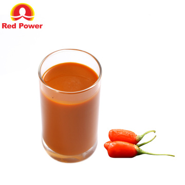 Healthy 100% Natural Goji Juice Made from Ningxia