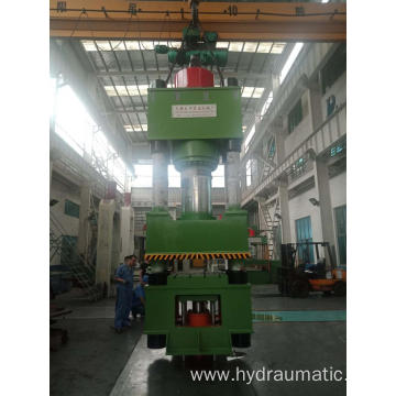 630T Four-column Hydraulic Press Machine