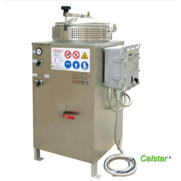 Methanol distillation recovery machine