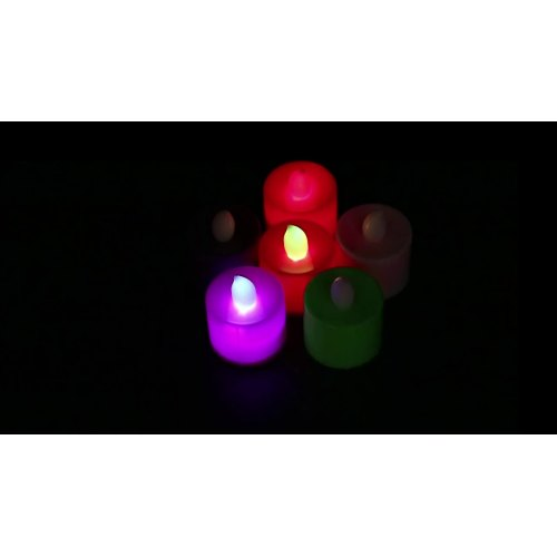 2019 New Battery candles led tealight velas led