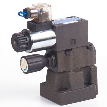 Hydraulic Pilot Operated Adjustable Pressure Relief Valve