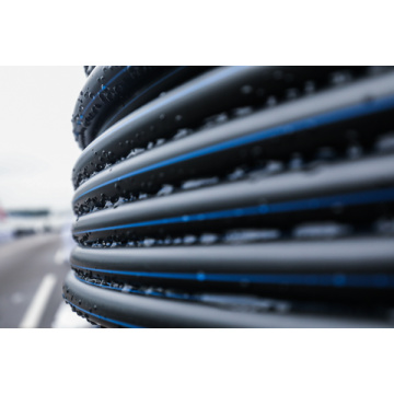 HDPE pipe plastic for water supply
