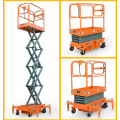 Warehouse Working Hydraulic Lifting Platform