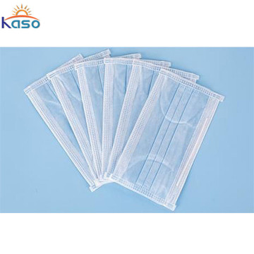 Production Line Printed Disposable Face Mask Raw Material