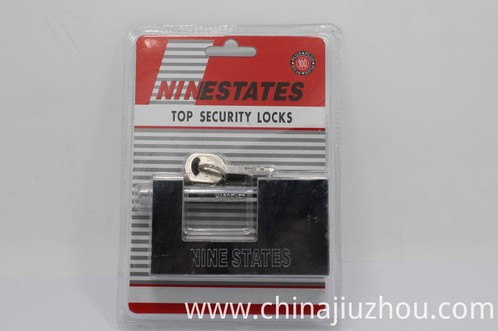 Anti Shear Rectangular Padlock