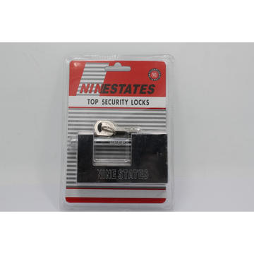 100MM High-Quality Horizontal Open Padlock