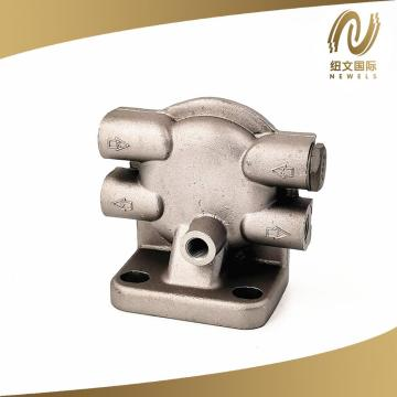 Aluminum Oil Valve Parts