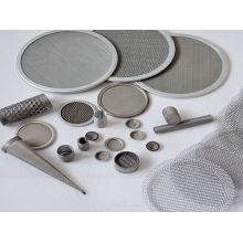 Stainless steel Wire mesh Disc Filter