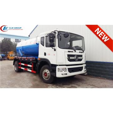 Brand New Dongfeng D9 10000litres sewage tanker truck