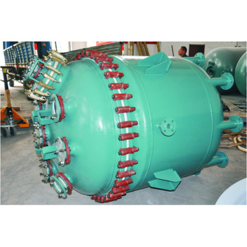 Chemical industry continuous stirred tank reactor