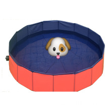 80cm Foldable Collapsible Pet Dog swimming pool