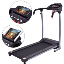 Hot sale home use folding electric motorized treadmill