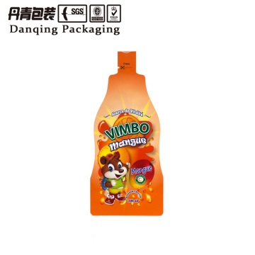 JUICE BEVERAGE PLASTIC CHEAP PACKAGING