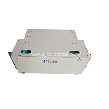 72 Fibers Rack Mount Optical Distribution Frame