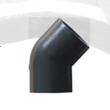 ASTM Sch80 Upvc Elbow 45° Dark Grey Color
