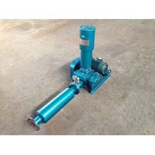 Fish pond aeration roots blower