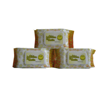 Organic Baby Wipes With Aloe Vera