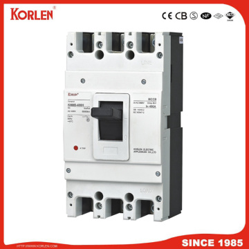 Moulded Case Circuit Breaker MCCB KNM5E CB 630A