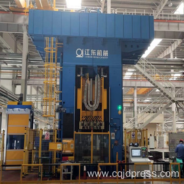 Metal Extrusion/ Hot Die Forging Hydraulic Press