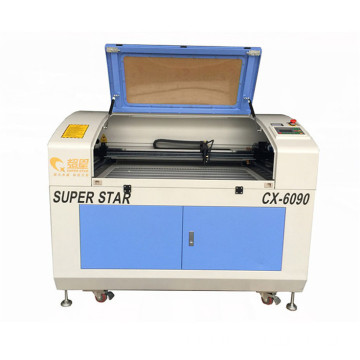 laser cutting machine is used stone