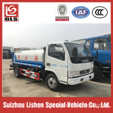 Small Water Truck 5000L Export 5 Ton