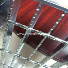 serrated bar grating for walkway