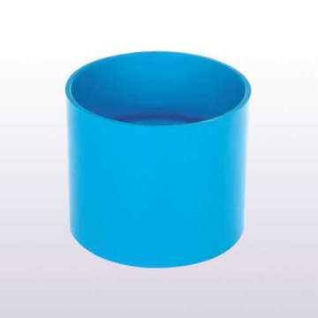 Upvc Jis K-6739 Drainage Socket Blue Color