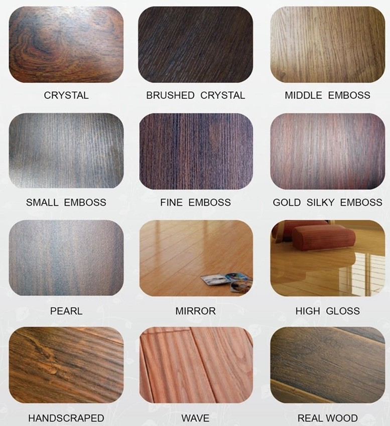 Laminate Flooring Surface