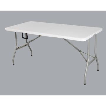 5FT Folding In-Half Table
