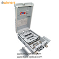 16 Cores ABS PC Plastic Fiber Access Terminal Box FDB Distribution Box