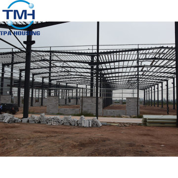 Latest Design Cheap Price foshanSteel Structure Workshop