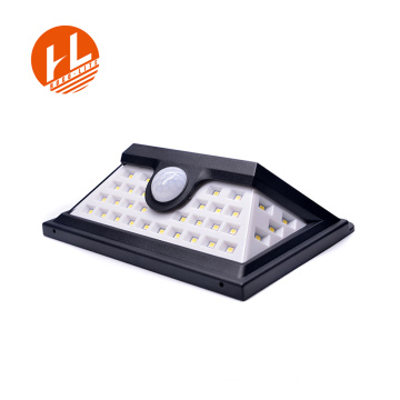 Waterproof 36SMD LED wall Solar Motion Sensor Light